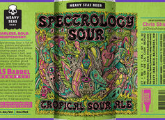 Heavy Seas Unveils Curbside Exclusive Release: Spectrology Sour