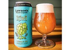 Lawson's Finest Liquids Distributes Sought-After Kiwi Double IPA