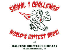 Maltese Brewing Co. Releases Signal One Challenge v2.0, Claims to be World's Hottest Beer
