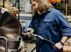 Monday Night Brewing Brewmaster Peter Kiley Talks Situational Ethics - Rye Barrel-Aged Rocky Road Imperial Stout