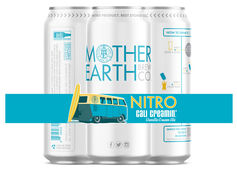 Mother Earth Brew Co. Debuts Nitro Cali Creamin' Vanilla Cream Ale