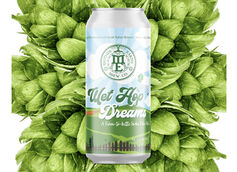 Mother Earth Brew Co. Unveils Fresh Hop Annual Release Called Wet Hop Dreams