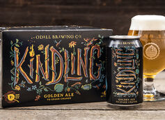 Odell Brewing Releases Kindling Golden Ale as Spokes-Beer for Charitable Program and Community Outreach