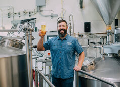 pFriem Family Brewers Co-Founder and Brewmaster Josh Pfriem Talks pFriem Pale Ale