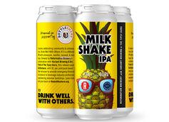 Reformation Brewery Release Pineapple Milkshake IPA