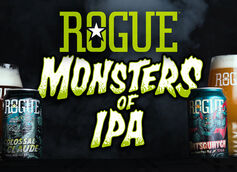 Rogues Ales & Spirits Debuts Monsters of IPA Animated Series for Batsquatch and Colossal Claude