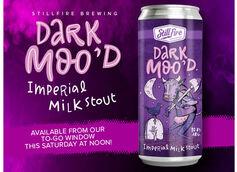 StillFire Brewing Debuts Dark Moo'd Imperial Milk Stout