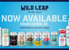 Wild Leap Brew Co. Adds South Carolina Distribution