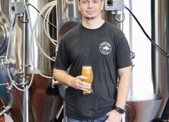 Wild Leap Brew Co. Chief Brewing Officer Chris Elliott Talks Alpha Abstraction, Vol. 16