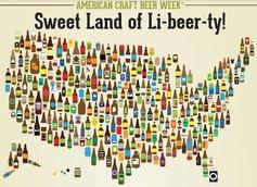Brewers Association Libeerty American Craft Beer Week