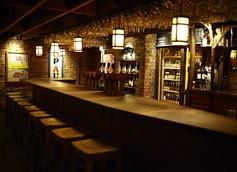 Brick Store Pub Interior