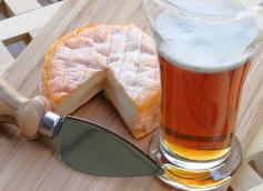 Beer Goes Haute Beer and Cheese