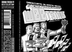 Stone Farking Wheaton w00tstout, Wil Wheaton, Greg Koch, fark, Beer Connoisseur