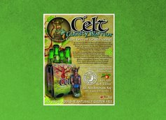 Celt Cider Thirsty Warrior