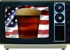 Beer on TV