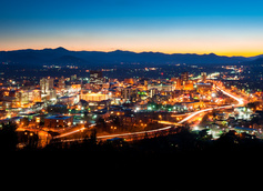 Asheville Skyline, a Top Brewery City