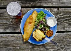 Recipe for Fish Filet in Beer Batter, Courtesy of Jamie Oliver