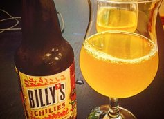 Twisted Pine Billy's Chilies Beer Connoisseur