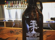 Swamp Head Brewery, Beer Connoisseur Magazine, Florida Growler Bill