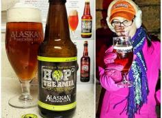 Alaskan Brewing Hopothermia Double IPA
