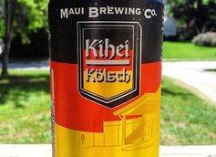 Maui Brewing Kihei Kolsch
