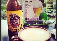 La Quinta Brewing Koffi Porter Beer Connoisseur Magazine