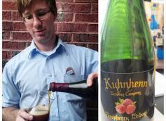 Kuhnhenn's Raspberry Eisbock Lager