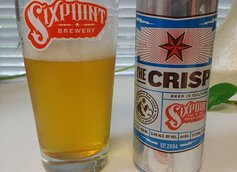 Sixpoint Brewery The Crisp Pilsner Beer