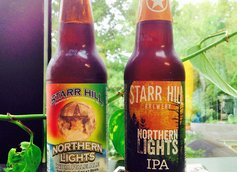 Starr Hill Northern Lighs IPA Beer Connoisseur