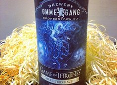 Ommegang Brewery Game of Thrones Dark Saison