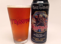 Robinsons Trooper Iron Maiden