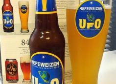 Harpoon Brewery UFO Hefeweizen