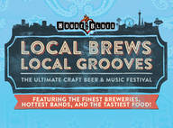 Local Brews Local Grooves - 20+ Breweries & 8+ Local Bands