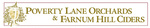 Poverty Lane Orchards & Farnum Hill Cider