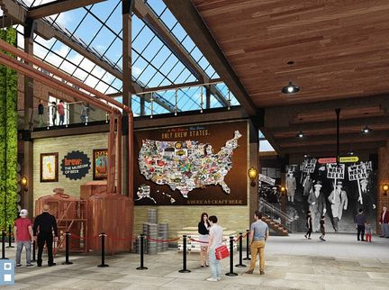 Brew: The Museum of Beer
