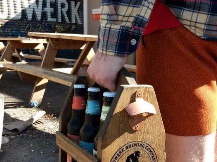 Sudwerk Brewing Co's THE DOPPELBOX