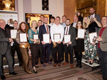 British Guild of Beer Writers 2017 Award Winners