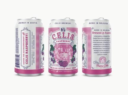 Celis Brewery Reintroduces Celis Raspberry After 24 Years
