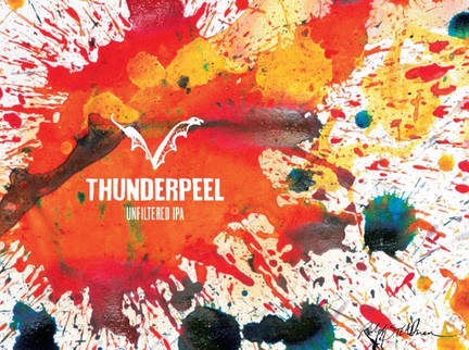 Flying Dog Brewery Debuts Thunderpeel Unfiltered IPA