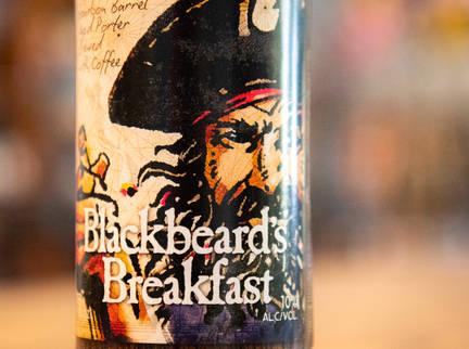Heavy Seas Blackbeard's Breakfast Returns