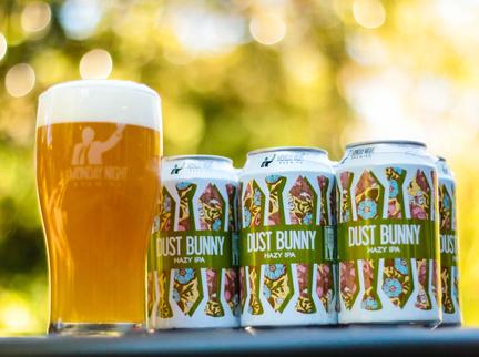 Monday Night Brewing's Dust Bunny IPA Returns