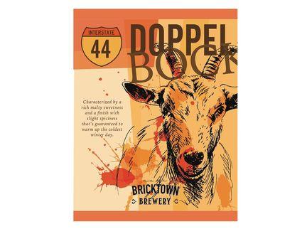 Bricktown Brewery Doppelbock Releases on Valentine's Day