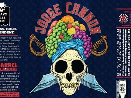 Joose Cannon by Heavy Seas Beer Returns