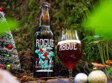 Rogue Announces 2019 Edition of Santa's Private Reserve