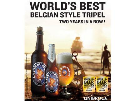 Unibroue Celebrates 25 Years of La Fin du Monde