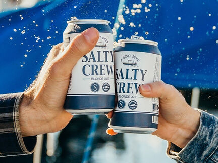 Coronado Brewing Co. Announces Long-Term Partnership with Salty Crew After GABF Silver Medal