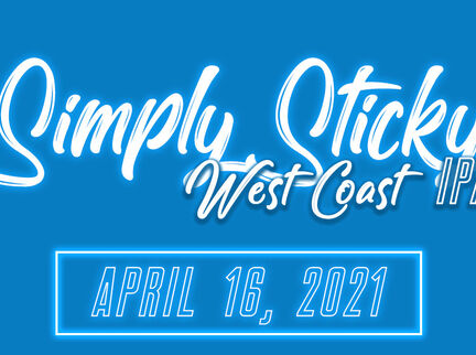 Arches Brewing Unveils Simply Sticky West Coast IPA