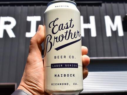 East Brother Beer Co. Releases Seasonal Maibock