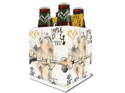 Flying Dog Brewery Unveils 18.6% Triple Dog Triple IPA