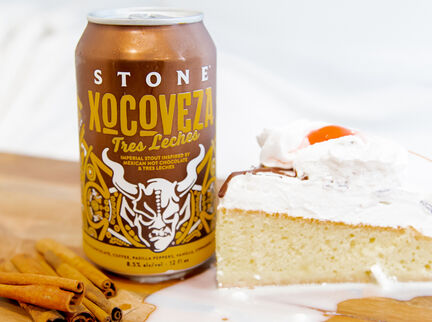 Stone Brewing Co. Releases Decadent Holiday Beer Stone Xocoveza Tres Leches